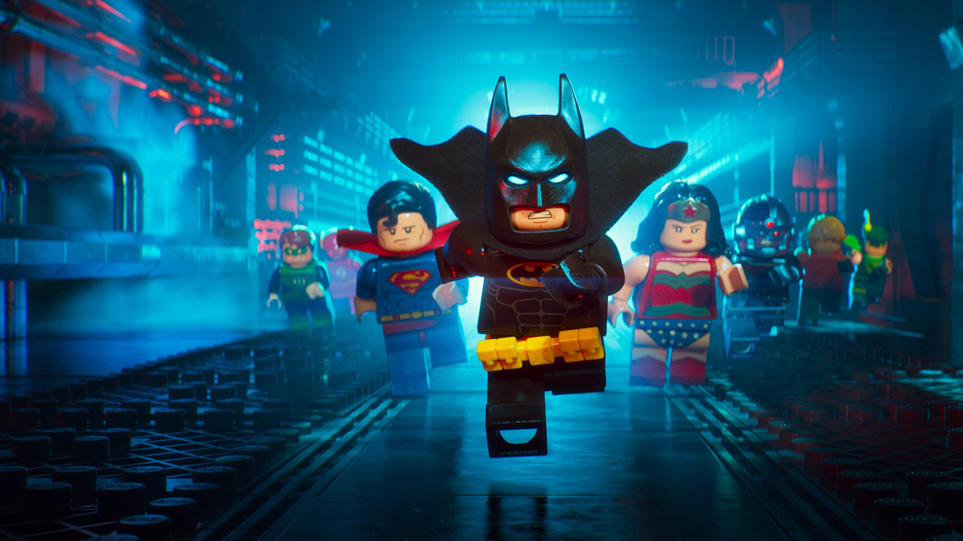 The Lego Batman Movie Tntdrama Com