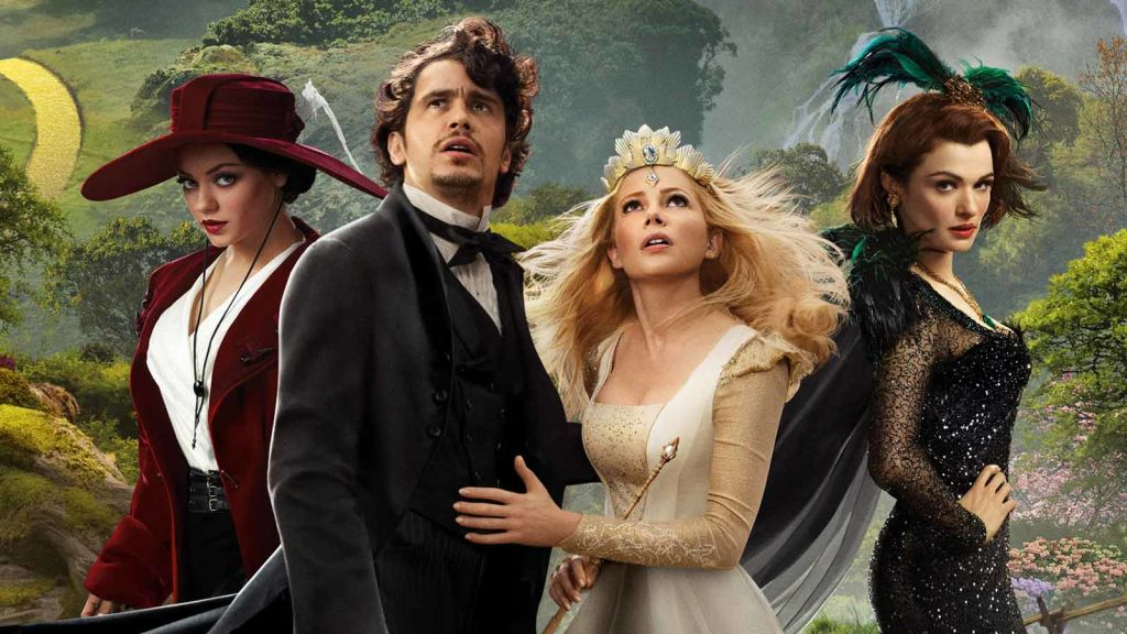 Image result for Oz the Great and Powerful