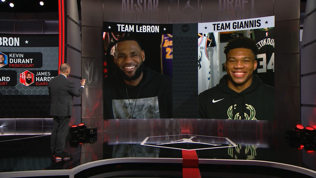 The 2019 NBA All-Star Draft  324fd1029