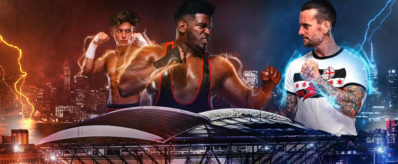 September 24, 2021 - Rampage: Grand Slam Pt. 1