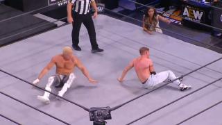 MFTM: Cody vs Orange Cassidy for TNT title 10/14/20