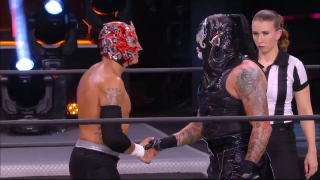 MFTM: Lucha Bros face each other 10/21/20