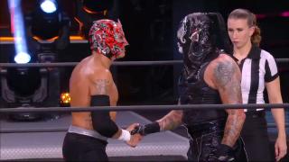 MFTM: Lucha Bros face each other 10/21/20