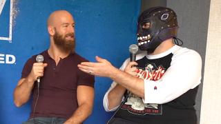Podcast Guest: Dark Order's Evil Uno & Stu Grayson