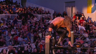 Moonsault from the heavens!