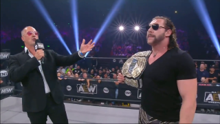 MFTM: Will Hangman Page Be Kenny Omega's Next AEW World Championship Challenger? 7/72021