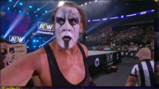 MFTM: Sting Shows Out 8/18/21