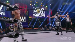 MFTM: AAA Tag Team Title Match 10/16/21