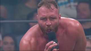 After defeating Michael Nakazawa, Jon Moxley challenges the world