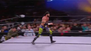 Trent flips into the New Year and onto Moxley
