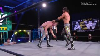 Trent and Omega trade blows