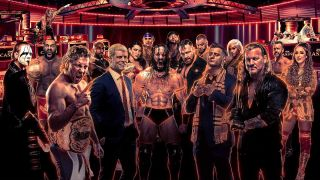 AEW presented DOUBLE OR NOTHING May 30, 2021