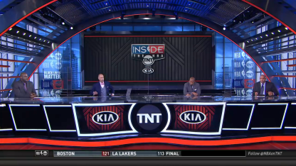 NBA on TNT 20-21