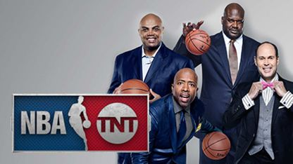 NBA on TNT 17-18