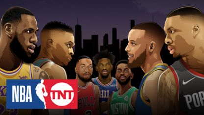 NBA on TNT 18-19