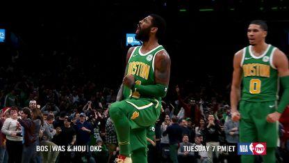 NBA on TNT 18-19