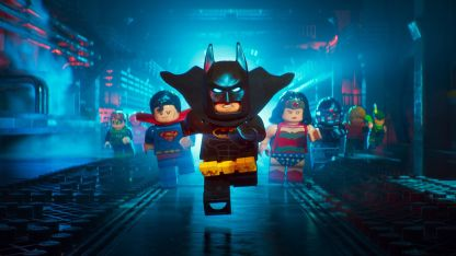 The Lego Batman Movie [Uncut]