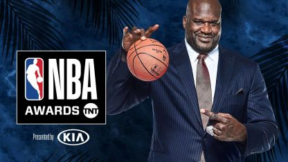 Image result for nba awards shaq