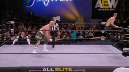 All Elite Wrestling: Dynamite