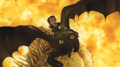 How to Train Your Dragon [Uncut]