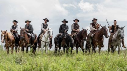 The Magnificent Seven [Uncut]