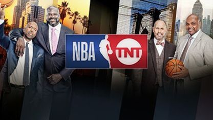 NBA Playoffs on TNT 2021