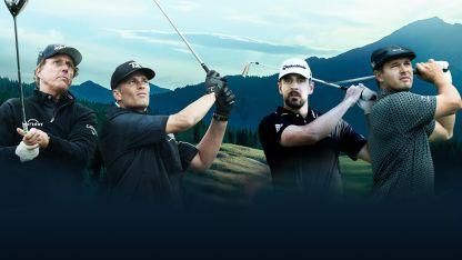 TNT PGA Golf 2021